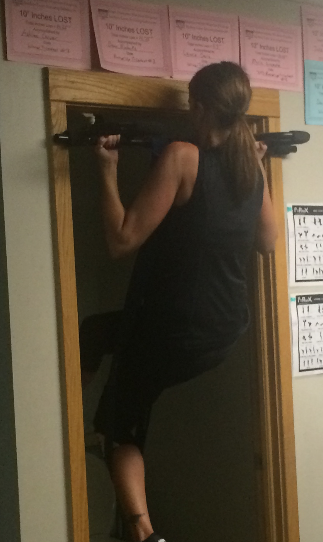 pull-up strength improvement warrior fitness hilliard, oh