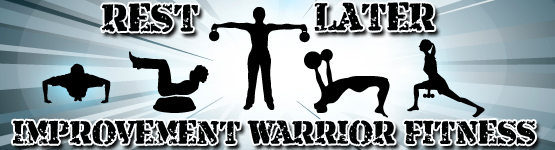 improvement warrior fitness group training