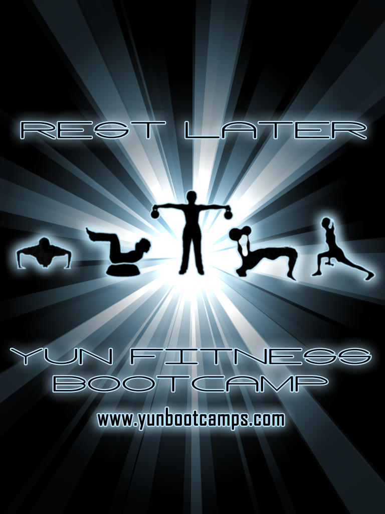 Yun Fitness bootcamps becomes Improvement warrior fitness large group