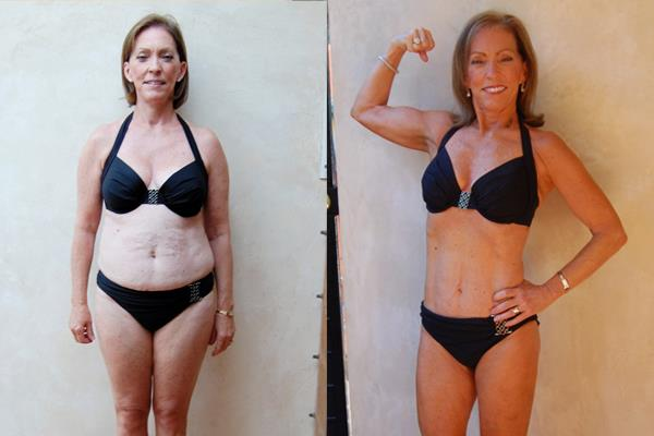 weight loss for women in their 50's