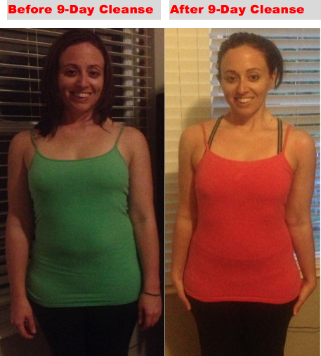 Katie loses weight and inches using Isagenix Yun Fitness