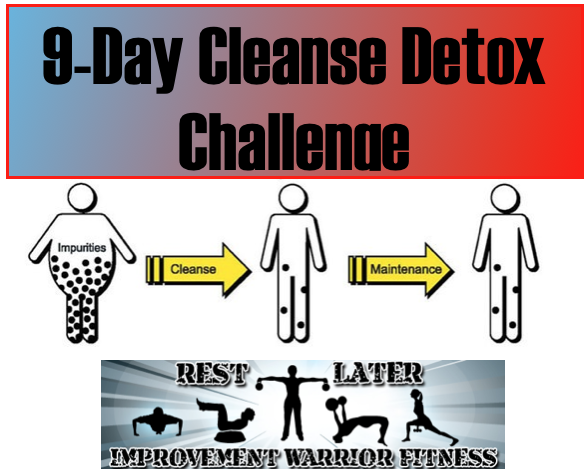 columbus fitness program cleanse challenge