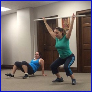 Hilliard Group Fitness Interval Training2