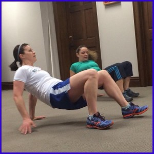 Hilliard Group Fitness Interval Training7