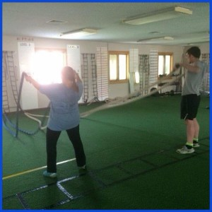 Improvement Warrior Fitness: Clients In Action