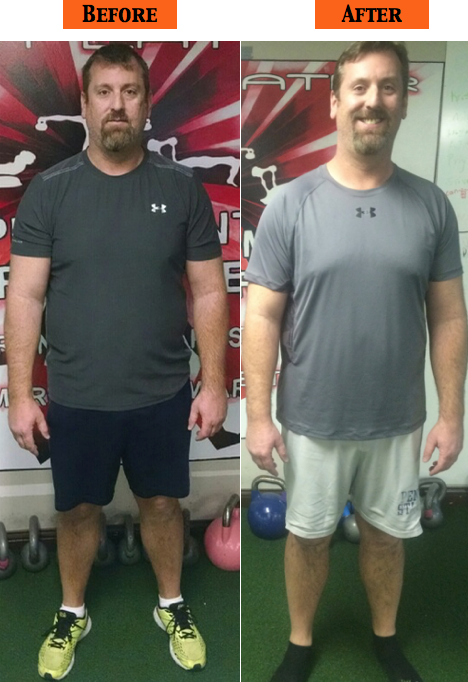 Before after keto low carb high fat